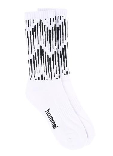 Hummel Unisex Browst Spor Çorap 207933-2114 Siyah